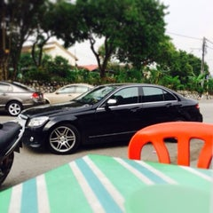 Photo taken at Kedai Gelap by Syed I. on 1/28/2014