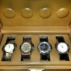 Photo taken at Officine Panerai Boutique NYC by neerad jet .. on 7/3/2013