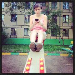 Photo taken at Детская площадка by Алексей К. on 5/14/2013