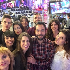 Photo taken at Mediaset España Comunicación by Adolfo R. on 1/29/2015