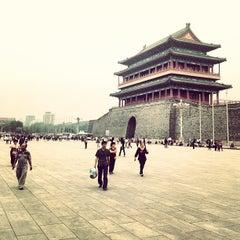Photo taken at 天安门广场 Tian'anmen Square by Алексей С. on 5/17/2013