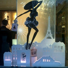 Photo taken at Guerlain by Marta T. on 3/1/2013