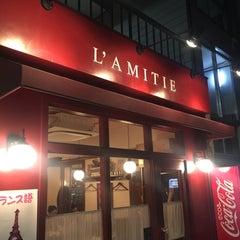 Photo taken at ラミティエ by yosima on 1/28/2016