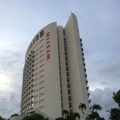 Photo taken at The Westin Resort Guam by masa g. on 9/13/2013