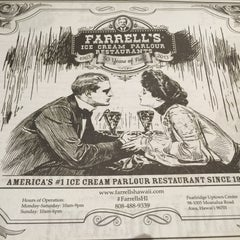 Photo taken at Farrell's Ice Cream Parlor & Restaurant by Kelsey W. on 7/14/2015