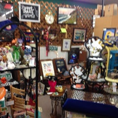 Photo taken at Colorado Antique Gallery by Scott S. on 5/18/2013