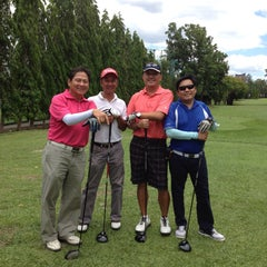 Photo taken at Camp Aguinaldo Golf Club by Bert A. on 5/14/2015