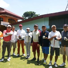 Photo taken at Camp Aguinaldo Golf Club by Bert A. on 8/6/2015