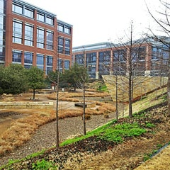 Photo taken at Tarrant County College (Trinity River Campus) by johnnyjupiter on 2/6/2013