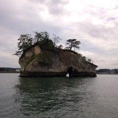 Photo taken at 松島湾遊覧船乗り場 by atx 8. on 7/4/2015