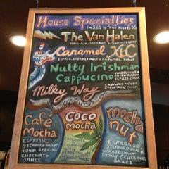 Photo taken at Rockn' Joe Coffeehouse & Bistro by Jodi L. on 6/26/2013