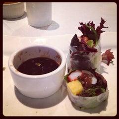 Photo taken at Sushi Siam Key Biscayne by Karen T. on 1/20/2013