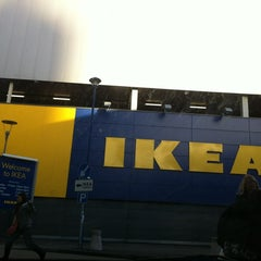 Photo taken at IKEA by Marisa on 11/10/2012