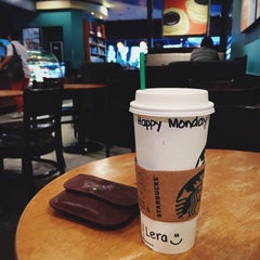 Photo taken at Starbucks Coffee by Valeriya S. on 10/26/2015