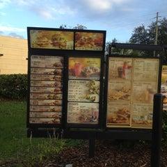 Photo taken at Burger King by Robert S. on 10/19/2012