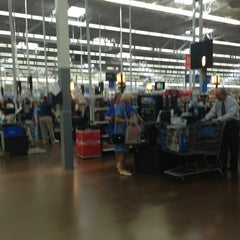 Photo taken at Walmart Supercenter by Jim K. on 2/10/2013