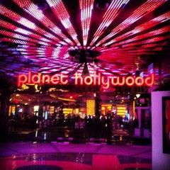 Photo taken at Planet Hollywood Resort & Casino by Bob S. on 3/19/2013