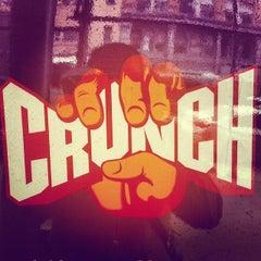 Photo taken at Crunch by Yaritsa A. on 4/2/2014