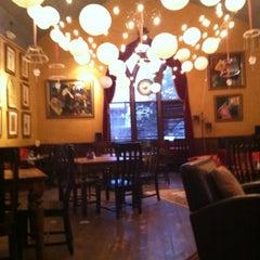 Photo taken at Rembrandt's Coffee Shop by Britta M. on 2/23/2013