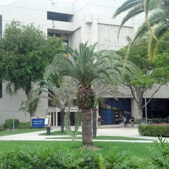 Photo taken at FIU - University Park Campus by NataschaOS on 4/8/2014