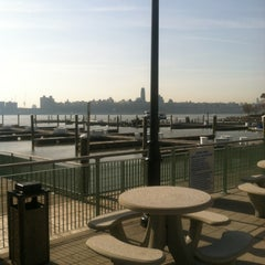 Photo taken at NY Waterway Ferry Terminal Edgewater by amazinite 1. on 4/9/2013