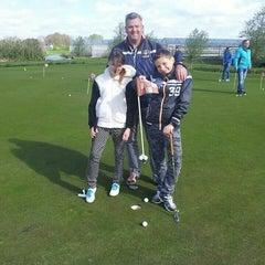 Photo taken at Golf en Countryclub Liemeer by Ruud P. on 4/13/2014