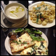 Photo taken at Trattoria Centrale by Jasmine L. on 2/17/2014