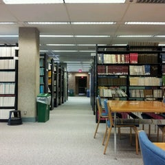 Photo taken at Library @ UW-Parkside by Xochitl J. on 2/15/2013