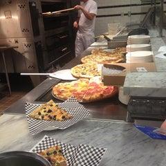 Photo taken at Secret Pizza by Sarah . on 10/20/2012