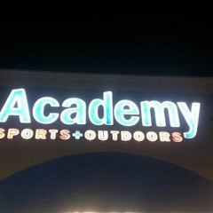 Photo taken at Academy Sports + Outdoors by David P. on 8/13/2013