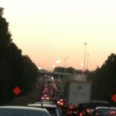 Photo taken at Interstate 75 by Sherry S. on 10/19/2012