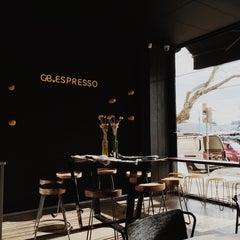 Photo taken at GB Espresso by Anne W. on 7/18/2014