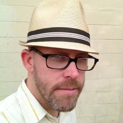 Photo taken at Berkeley Hat Company by Ethan H. on 10/5/2012