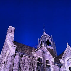 Photo taken at Cutler Hall by Garry B. on 11/23/2012