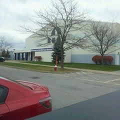 Photo taken at Kiernan Center Gym by Robert on 11/14/2012