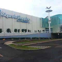 Photo taken at Rio Preto Shopping Center by Jack U. on 3/14/2013