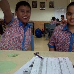 Photo taken at Sekolah Global Mandiri Cibubur by Venni H. on 6/5/2013