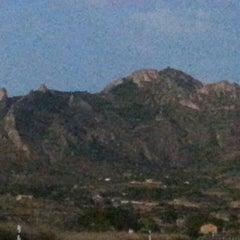 Photo taken at Busot by Lázaro S. on 11/2/2013