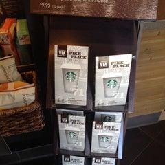 Photo taken at Starbucks by Alison C. on 10/16/2013