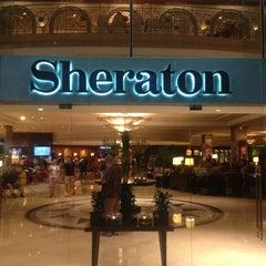 Photo taken at Sheraton Saigon Hotel & Towers by Дмитрий С. on 8/18/2013