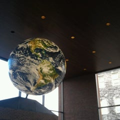 Photo taken at Heroy Geology Building by Jerry E. on 4/2/2013