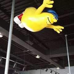 Photo taken at Mellow Mushroom by James S. on 3/25/2014