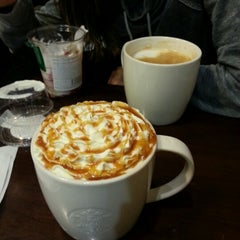 Photo taken at Starbucks by Olesya F. on 2/11/2013