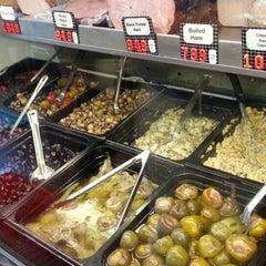 Photo taken at Foggia Italian Market by Ðara W. on 4/26/2014