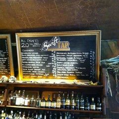 Photo taken at Swift Hibernian Lounge by Sebastian A. on 10/26/2012