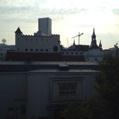 Photo taken at Hotel Savoy Berlin by Jay V. on 9/7/2014