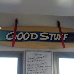 Photo taken at Good Stuff Restaurant by J K. on 8/28/2013