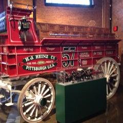 Photo taken at Senator John Heinz History Center by Mathias L. on 12/4/2012