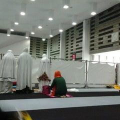 Photo taken at Masjid Al-Irsyad by ridzkita m. on 7/12/2015
