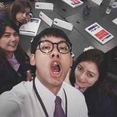 Photo taken at ธนาคารไทยพาณิชย์ สำนักงานใหญ่ (SCB Head Office) by Nó T. on 5/14/2015
